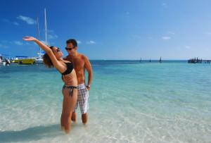 lua de mel em Cancun