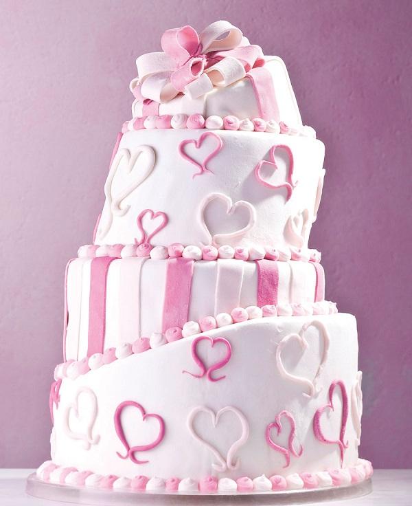 Dicas de bolo de casamento - passo a passo