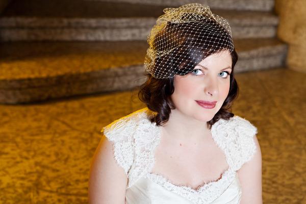 Penteados cabelos curtos para noivas - confira excelentes dicas