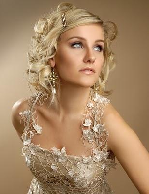 Penteados Cabelos Curtos Para Noivas Confira Excelentes