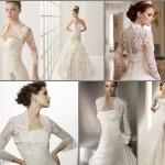 Vestidos de noiva de renda – dicas, fotos, passo a passo