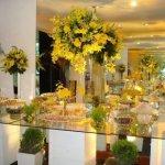 Fotos de decoração de casamento : escolha a cor correta – dicas, passo a passo