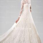 Vestido De Noiva Estilo Princesa – dicas, modelos, longo, curto, com manga, sem manga