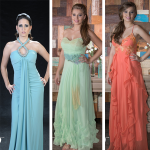 Vestidos de madrinhas de casamento – Igual ou diferente?