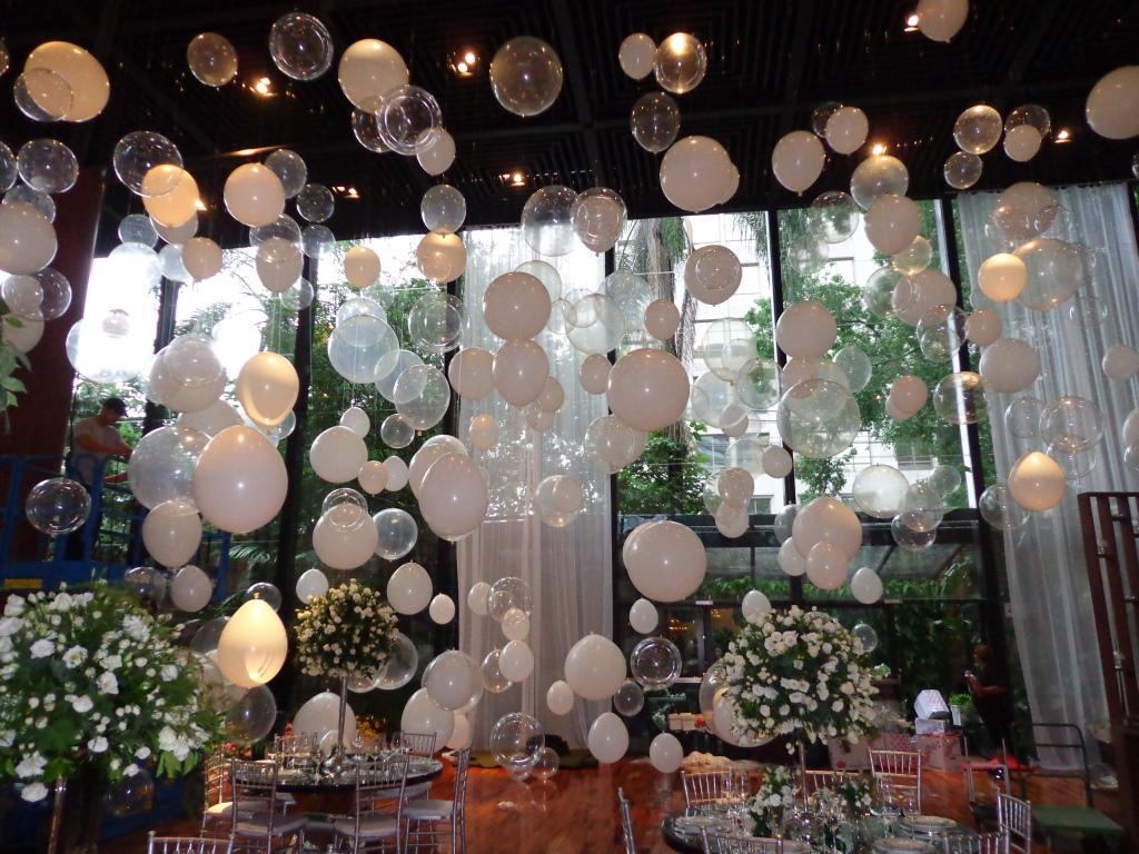 Decoração De Casamentos Com Balões última Tendencia Para Noivas