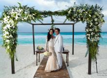 Idéias para casamento na praia