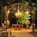 Decoração de quintal para casamento – dicas, passo a passo