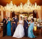 ornamentação de casamento