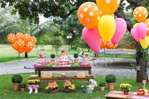 festa de aniversario infantil