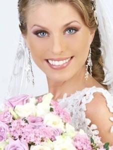 noiva loira