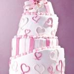 Dicas de bolo de casamento – passo a passo