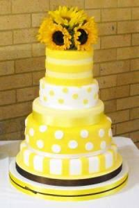 decoracao bolo amarelo2